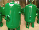 Sandblasting Compressed Nitrogen Storage Tank Vertical 0.8Mpa Low Pressure
